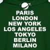Paris London NewYork.. - Men's Hoodie