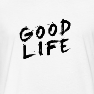 Good Life - Fitted Cotton/Poly T-Shirt by Next Level