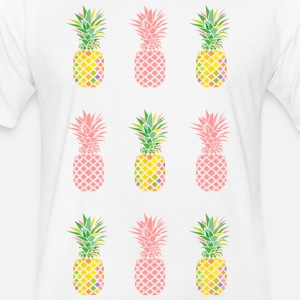 AD Pineapple Pattern Color