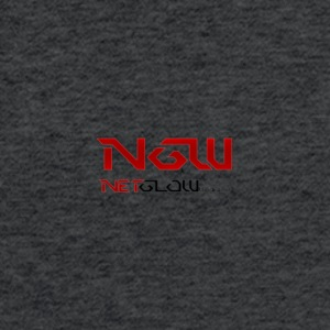 NGW YouTube Channel logo - Fitted Cotton/Poly T-Shirt by Next Level