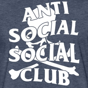 Anti Social Social Club - Fitted Cotton/Poly T-Shirt by Next Level