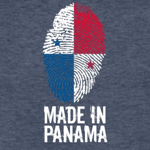 Made In Panama / Panamá - Fitted Cotton/Poly T-Shirt by Next Level