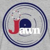 6ER JAWN - Fitted Cotton/Poly T-Shirt by Next Level