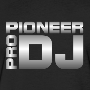 Metal Pioneer Pro Dj - Fitted Cotton/Poly T-Shirt by Next Level