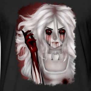 Alice Madness Returns - Hysteria - Fitted Cotton/Poly T-Shirt by Next Level
