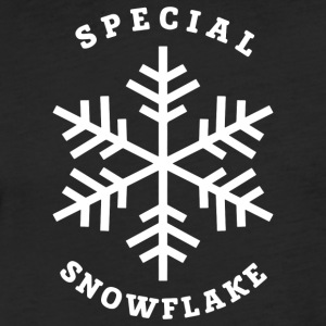 Special Snowflake - Fitted Cotton/Poly T-Shirt by Next Level