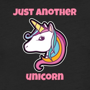 Just another Unicorn sweet design - Fitted Cotton/Poly T-Shirt by Next Level