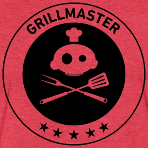 Grillmaster - Fitted Cotton/Poly T-Shirt by Next Level