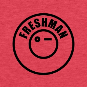 Freshman co. - Fitted Cotton/Poly T-Shirt by Next Level