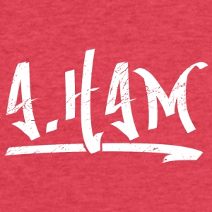 A. Ham - Fitted Cotton/Poly T-Shirt by Next Level
