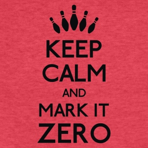 Mark it zero - Fitted Cotton/Poly T-Shirt by Next Level