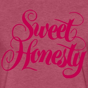 SweetHonesty - Fitted Cotton/Poly T-Shirt by Next Level