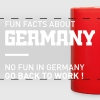 fun facts about germany - Full Color Panoramic Mug