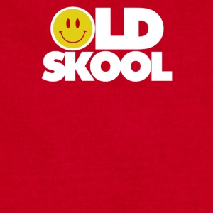 Old Skool - Sweatshirt Cinch Bag