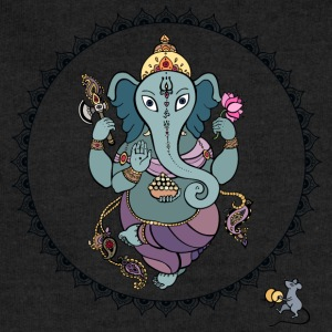Hindu God Ganesha - Sweatshirt Cinch Bag