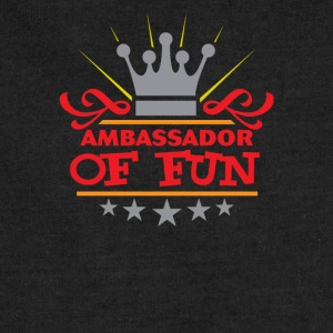 Ambassador Of Fun - Sweatshirt Cinch Bag