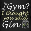 I Thought You Said Gin - Women's Flowy T-Shirt