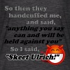 Skeet Ulrich will be held against you! - Women's Flowy T-Shirt
