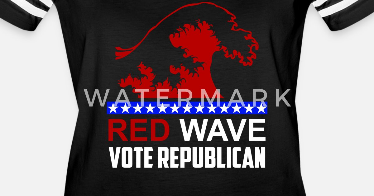 Midterms Election Red Wave Vote Republican 2018 Women S