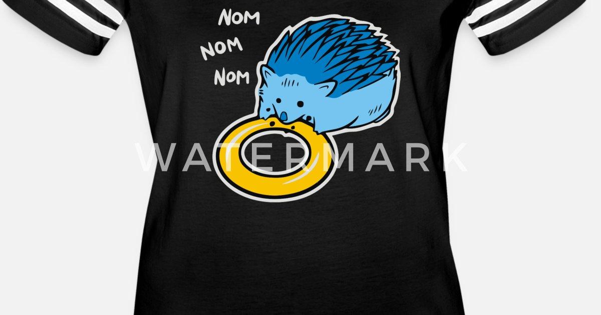 Sonic Hedgehog Women S Vintage Sport T Shirt Spreadshirt