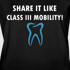 Dental share like it Class III Mobility - Women's Vintage Sport T-Shirt