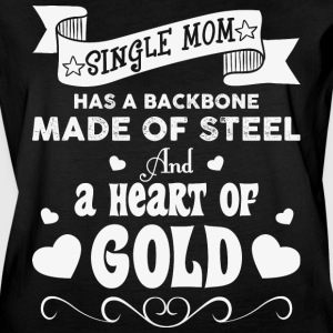 Single Mom T Shirt - Women's Vintage Sport T-Shirt