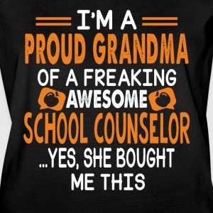 Awesome School Counselor Shirt - Women's Vintage Sport T-Shirt