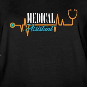 MEDICAL ASSISTANT SHIRT - Women's Vintage Sport T-Shirt