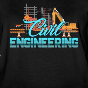 CIVIL ENGINEERING MENS SHIRT - Women's Vintage Sport T-Shirt