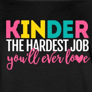 Kindergarten Teacher Shirt Kinder - Women's Vintage Sport T-Shirt