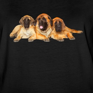English Mastiff Shirt - Women's Vintage Sport T-Shirt