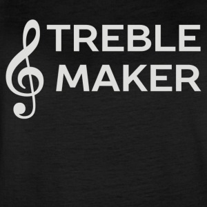 I m A Treble Maker - Women's Vintage Sport T-Shirt