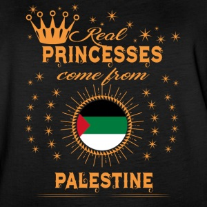 love princesses come from PALESTINE PALESTINA - Women's Vintage Sport T-Shirt