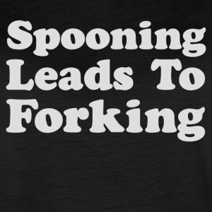 Spooning Leads To Forking - Women's Vintage Sport T-Shirt