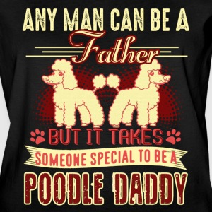 POODLE DADDY SHIRT - Women's Vintage Sport T-Shirt