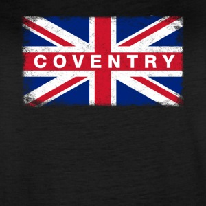 Coventry Shirt Vintage United Kingdom Flag T-Shirt - Women's Vintage Sport T-Shirt