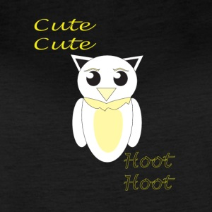 CuteOwl - Women's Vintage Sport T-Shirt