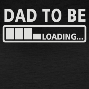 Dad To Be Loading - Women's Vintage Sport T-Shirt
