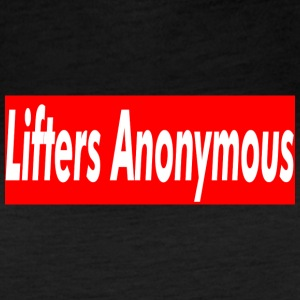 Lifters Anonymous - Women's Vintage Sport T-Shirt