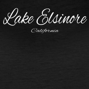 California Lake Elsinore US DESIGN EDITION - Women's Vintage Sport T-Shirt