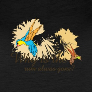 Sparrow Art - Women's Vintage Sport T-Shirt