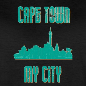 Cape town MY CITY - Women's Vintage Sport T-Shirt