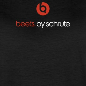 Beets by Schrute - Women's Vintage Sport T-Shirt