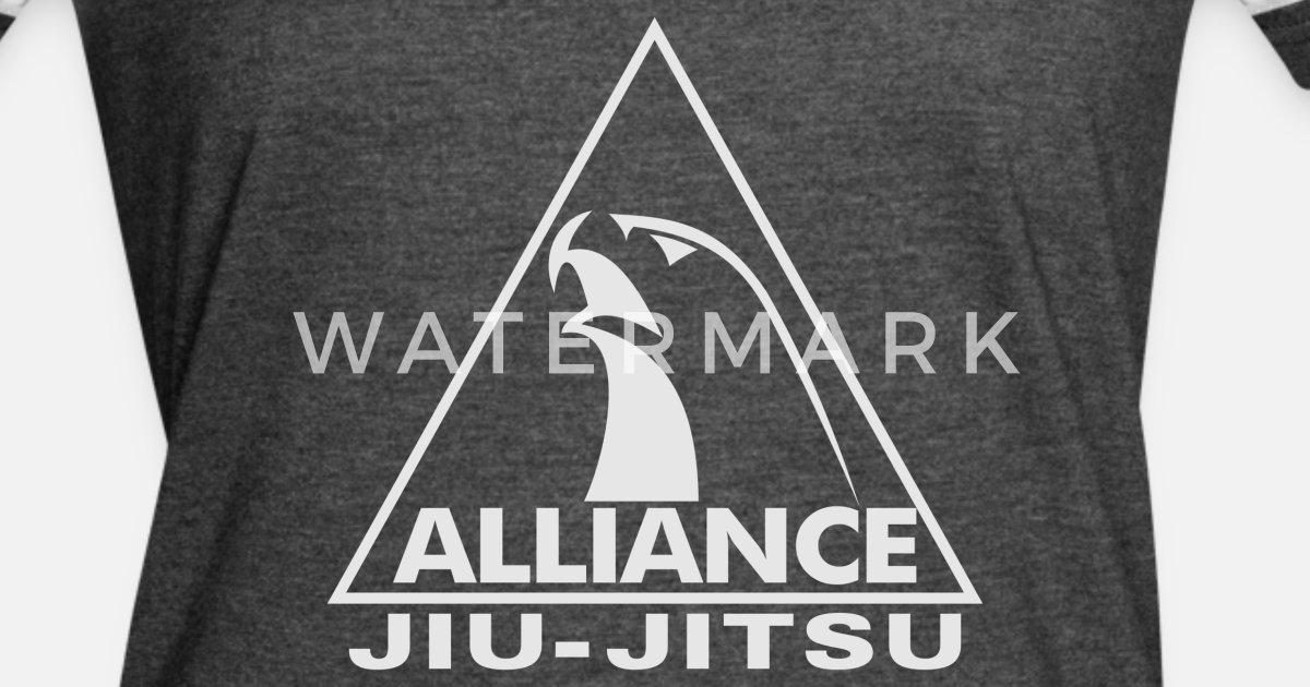 Women's Vintage Sport T-ShirtAlliance Jiu Jitsu