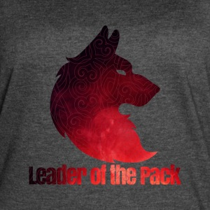 LEADER_OF_THE_PACK - Women's Vintage Sport T-Shirt