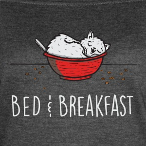 Bed Breakfast - Women's Vintage Sport T-Shirt
