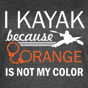 kayak design - Women's Vintage Sport T-Shirt