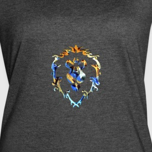 For The Alliance! - Women's Vintage Sport T-Shirt