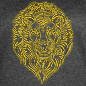 lion - Women's Vintage Sport T-Shirt