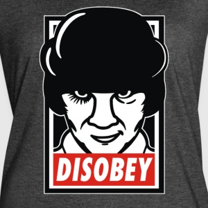DISOBEY - Women's Vintage Sport T-Shirt